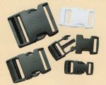 CN900 Plastic Slide Release Buckle Bulk Packs: